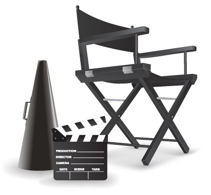 icon director chair