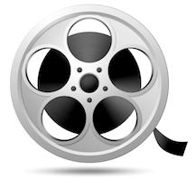 icon film reel