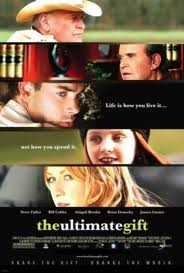 ultimate gift poster